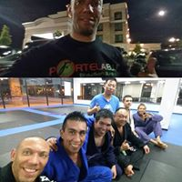 Awesome Guys at Portela BJJ, day 2